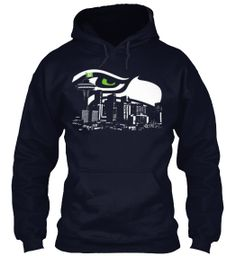 Limited Edition Seattle City Hawks= Love