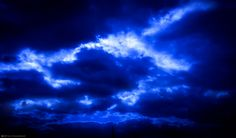 https://flic.kr/p/BUKHtD | Calmness MONDAY! | The Many Meanings of Blue! There are no rules of architecture for a castle in the clouds.