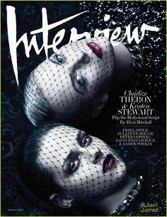 Kristen Stewart AND Charlize Theron