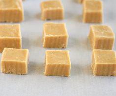 5 Minute Microwave Peanut Butter Fudge – Kirbie's Cravings