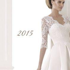 Pronovias   2015 Collection