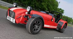 Caterham Superlight.