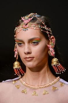 Manish Arora Amrapali Spring/Summer 13 Collection