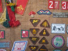 especialidades de guías scouts.. años 1980 1990