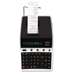 Canon Office Products MP27-MG Business Calculator