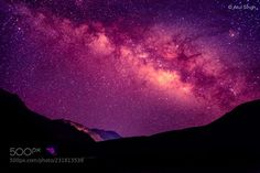 Milkyway An attempt to capture Milky way while trekking in Himalayas India. We need a camera to see this bright light around us !!! Amazing Camera: NIKON D810 Lens: 24.0-120.0 mm f/4.0 Join the Milky Way Group http://ift.tt/2sf2DTT and share your Milky Way creations or findings with the world! Image credit: http://ift.tt/2wXqiZ8 Don't forget to like the page or subscribe for more Milky Imagery! #MilkyWay #Galaxy #Stars #Nightscape #Astrophotography #Astronomy