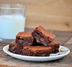 Brownies mexicains