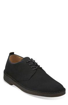 Men's Clarks 'Desert London' Plain Toe Derby, Size 9 M - Brown