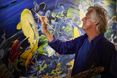 Discover your creative side with our local and resident artists.