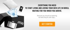 The Arrival Store - Everything you need to start living and loving your life abroad