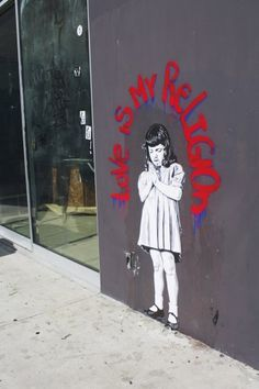 The best street art from all over L.A. Photos by Meryl Luzzi.
