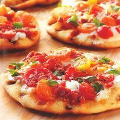 Pizze z ciabatty