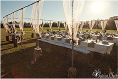 Ideas for nature wedding.