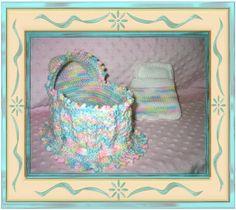 Cradle bag