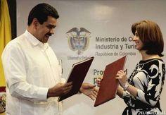 Venezuela y Colombia suscriben acuerdo de integración comercial - Nacional y Política - EL UNIVERSAL