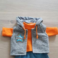 Kostenlose BABY Born Schnittmuster - Wollyonline B. Baby Outfits, New Outfits, Kids Outfits, Baby Born Kleidung, Baby Blog, Trendy Baby, Free Baby Stuff, Kind Mode, Beautiful Babies