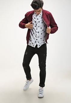 Topman - Camisa informal - white