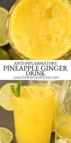 Fresh Juice Recipes, Juice Cleanse Recipes, Detox Cleanse Drink, Real Food Recipes, Detox Juices, Ginger Drink, Ginger Juice, Juicing For Health, Health Eating