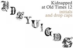 Free Kidnapped at Old Times 12 Fonts Style Best Script Fonts, Script Logo, New Fonts, Times Font, Drop Cap, Free Fonts Download, Font Styles, Premium Fonts, School Design