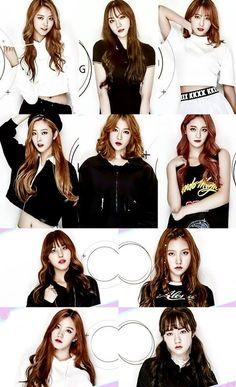 VISUAL lol minus KNayoung: Shet we picked the wrong Nayoung Pristin Kpop, Park Si Yeon, Pledis Girlz, Young Park, Sistar, Ioi, Pledis Entertainment, Profile Photo, Snsd
