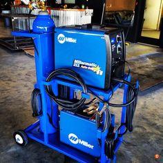 Image result for miller welding carts