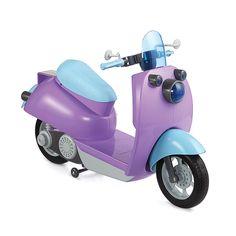 Newberry(TM/MC) Motor Bike/Scooter For Dolls