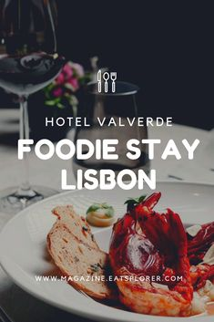 Hotel Valverde is where you book your Lisbon stay if you want a lush, oh-yes-please haven in one of the most luxurious spots of the city. New York S, Lisbon, Street Food, Lush, City, Vibrant, Lovers, Houses, Inspired
