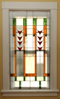 stained glass pine tree cabinet designs | DESIGN FRANK GLASS JOURNAL LLOYD WRIGHT - GLAS DESIGN