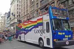 Google Announces Global Campaign To Legalize Gay Marriage