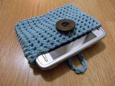 Crochet iPod Cozy... ♥