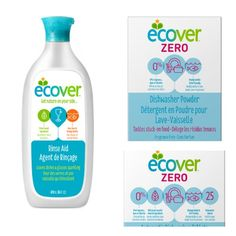 Ecover dishwashing products are the best! #nontoxic #crueltyfree