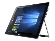 """ACER SWITCH ALPHA 12 SA5-271P-38UZ - 12"""" - CORE I3 6100U - 4 GB RAM - 128 GB SSD-NT.LCEAA.001. Acer Switch Alpha 12 SA5-271P-38UZ - Tablet - with detachable keyboard - Core i3 6100U / 2.3 GHz - Win 10 Pro 64-bit - 4 GB RAM - 128 GB SSD - 12"""" IPS touchscreen 2160 x 1440 ( Full HD Plus ) - HD Graphics 520 - 802.11ac - grayThe Aspire Switch 12 is a versatile 12.5"""" 5-in-1 product with a detachable wireless keyboard that can be used as a laptop, tablet with or without keyboard, or desktop PC…"""