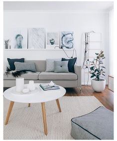 Grey and Light Blue Living Room. 20 Grey and Light Blue Living Room. Love This Light Blue Living Room Living Room White, Paint Colors For Living Room, Cozy Living Rooms, Living Room Modern, Living Room Sofa, Rugs In Living Room, Living Room Designs, Small Living, Dining Rooms