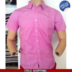 Karl & Kriss Pink Dots Printed Shirt - www.onlinedeals.tk