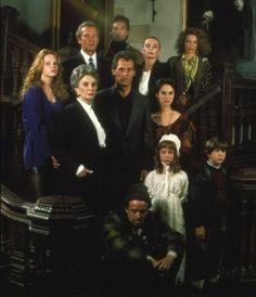 Dark Shadows Series Remake - 1991
