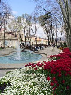Istanbul - Parque Gülhane