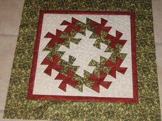 Twister Quilt -- result of previous layout (#2 of 2)