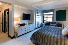 Master Bedroom TV mount