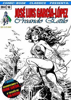 COMIC IS ART: LOS 101 ARTISTAS MAS GRANDES DE LA HISTORIA DEL COMIC-BOOK (4ª PARTE) Dc Comics, Action Comics, Comic Book Covers, Comic Books Art, Comic Art, Frank Cho, Michael Turner, Bruce Timm, Frank Frazetta