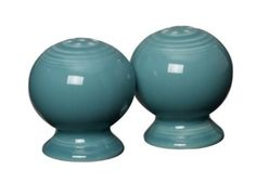 Salt and Pepper Set, Turquoise