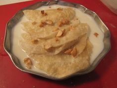 IndianClassicals.com » Sanjeev Kapoors – Paal Poori (Sweet Poori)