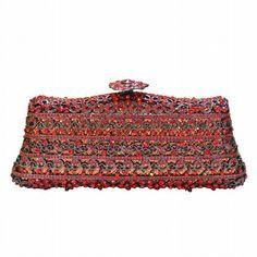 Lady Crystal Handbag Luxury Evening Party Bag Clutch Bag Jewel Case Mini Bag Bolsos De_6     https://www.lacekingdom.com/