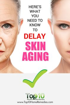 10 Anti-Aging Beauty Secrets to Look Younger