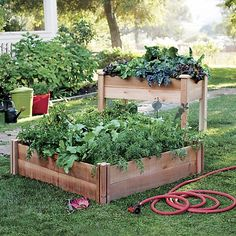 """Gronomics 48"""" Sq. Raised Garden Bed 