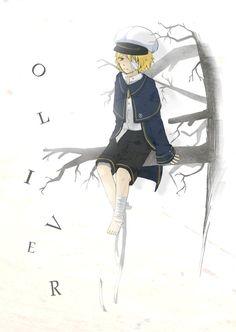 oliver vocaloid   Cute Vocaloid Oliver