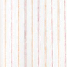 Neruda. Papel de rayas bicolor en tonos pastel para ambientes romántico sobre superficie lisa #wallpaper #decoration #flowers