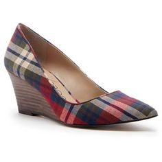 Sole Society Juli Mid Heel Wedge