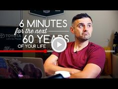 6 MINS FOR THE NEXT 60 YEARS OF YOUR LIFE - A RANT @garyvee  #garyvaynerchuk #garyvee #kurttasche