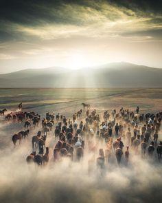 Восхитительные пейзажи фотографа-путешественника Кума Чевика « FotoRelax