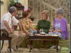 The Carol Burnett Show - The family - Mama's birthday